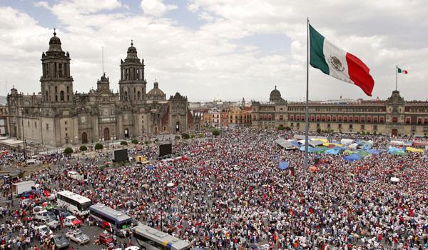 México, potencia económica con equidad social y soberanía