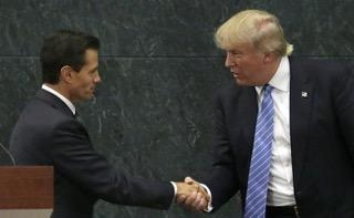 Trump, el oportuno chivo expiatorio