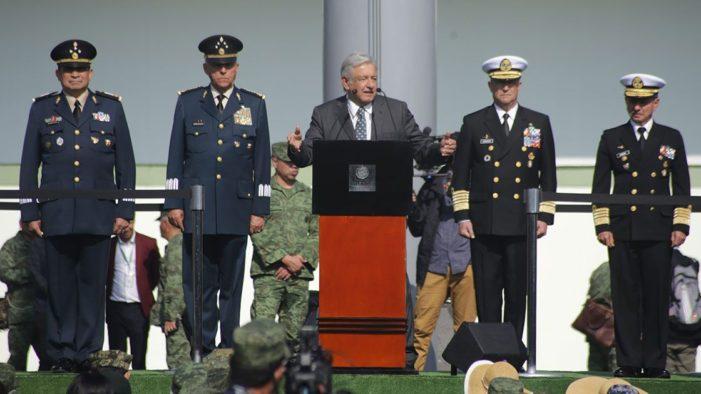 Las FF.AA. en la Guardia Nacional