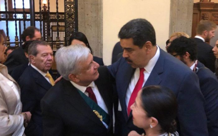 Sobre Venezuela, México no es neutral